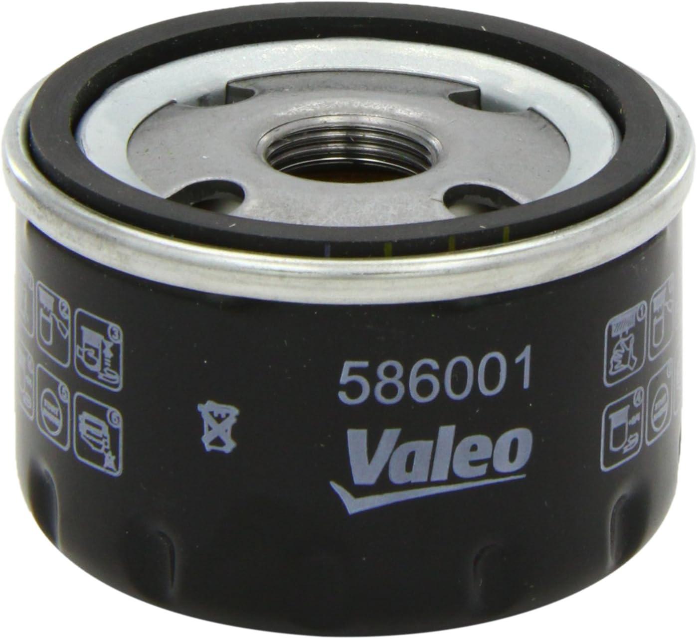 Valeo 586001 Filtro de aceite