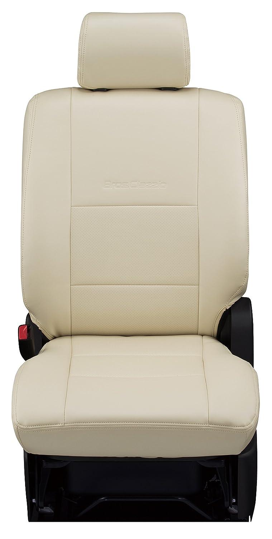 クラッツィオ シートカバー エブリイワゴン/スクラムワゴン NEW BROS Clazzio アイボリー ES-0640 B01MPXA9LO  アイボリー