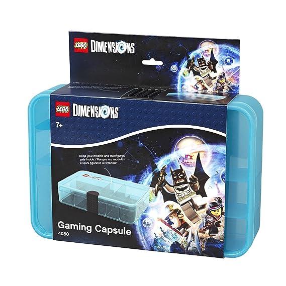 LEGO Caja organizadora Color Azul Room Copenhagen 4080: Amazon.es: Juguetes y juegos