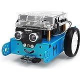 Makeblock mBot Robot Kit, DIY Mechanical Building Blocks, Entry-level Programming Helps Improve Children' s Logical…