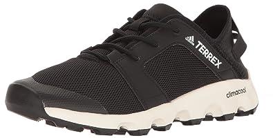 ec7b1e248a56 adidas outdoor Women s Terrex Climacool Voyager Sleek Water Shoe  Black Chalk White