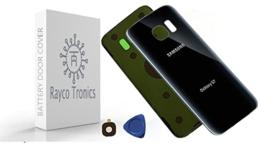 Amazon.com Rayco Tronics Galaxy S7 OEM Gold Back Glass Replacement plus Lens Cover Battery Door Housing Cover Plus Adhesive Replacement For G930 G930F ...  sc 1 st  Amazon.com & Amazon.com: Rayco Tronics Galaxy S7 OEM Gold Back Glass Replacement ...