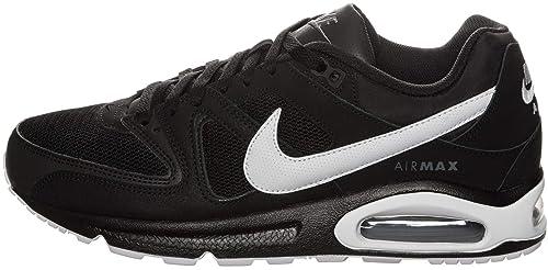 Nike Herren Men's Air Max Command Shoe Laufschuhe, Schwarz