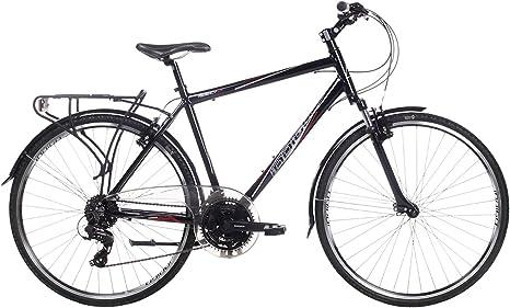 Indigo Regency LX, bicicleta híbrida, 24 velocidades, para hombre ...