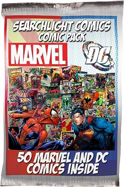 50 Comic Book bundle lot Marvel and DC Premium Comic Collection