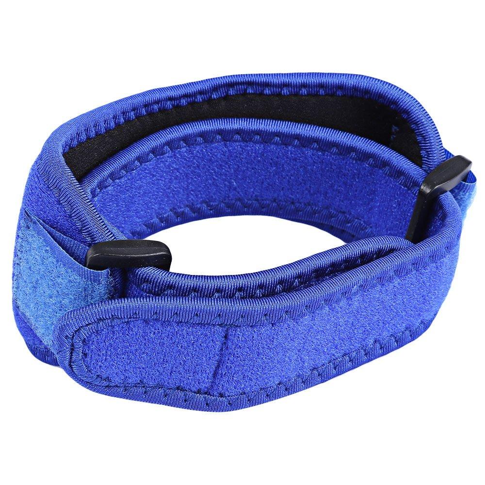 zhang-hongjun,Protecteur de Genou Respirant Soutenu par des genouillères pour Les Sports en Plein air(Color:Bleu) Protecteur de Genou Respirant Soutenu par des genouillères pour Les Sports en Plein air(Color:Bleu)