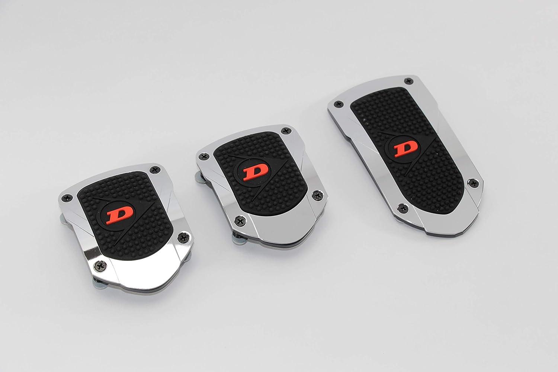 Auto Pedalen Pedalset Sportpedale Pedale Dunlop Mit Rutschsichere Oberfläche Auto