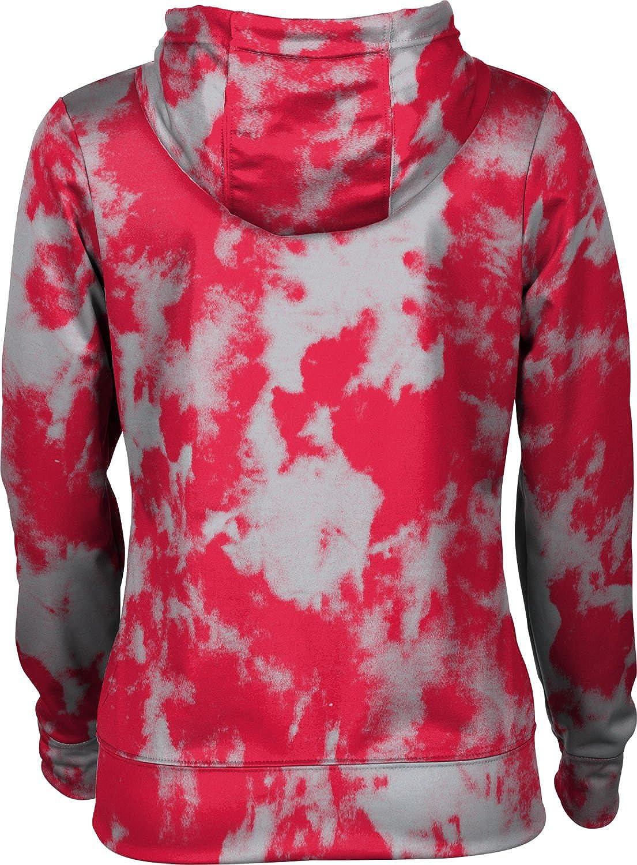 Grunge ProSphere California State University Channel Islands Girls Pullover Hoodie School Spirit Sweatshirt