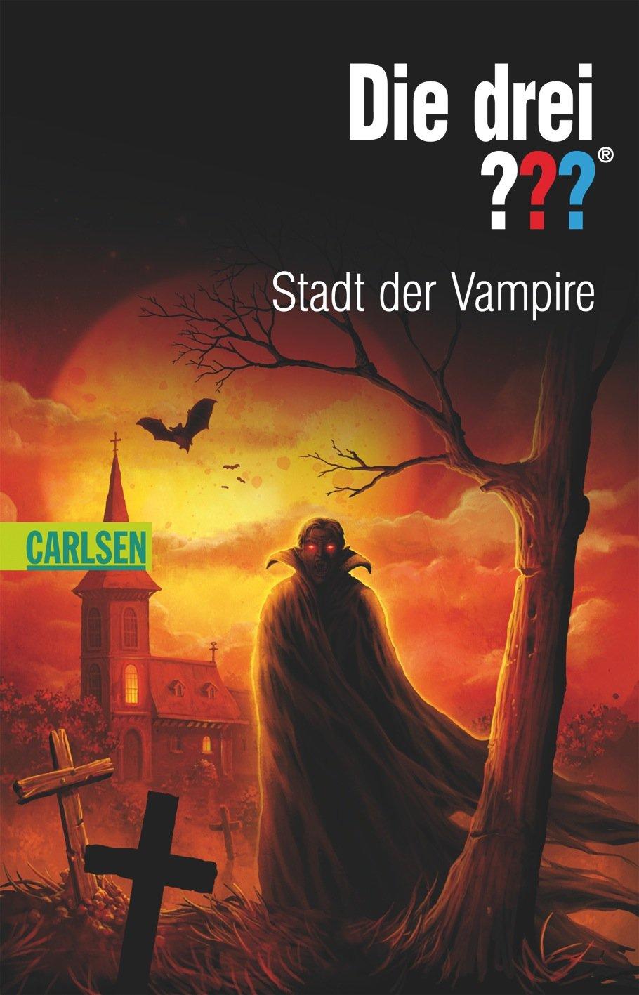 Die drei ???: Stadt der Vampire