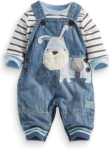 LvYinLi Cute Baby Boy Clothes Suit