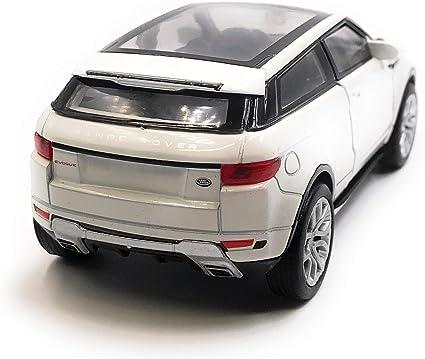 lizensiert Onlineworld2013 Modellauto Evoque SUV Zuf/ällige Farbe Auto Ma/ßstab 1:34-39
