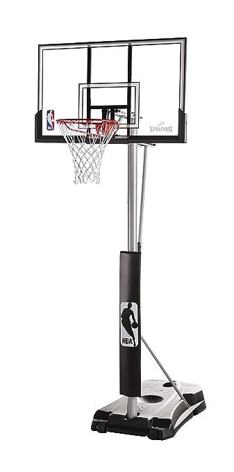 Amazon.com: Spalding NBA Hercules mástil vertical sistema de ...