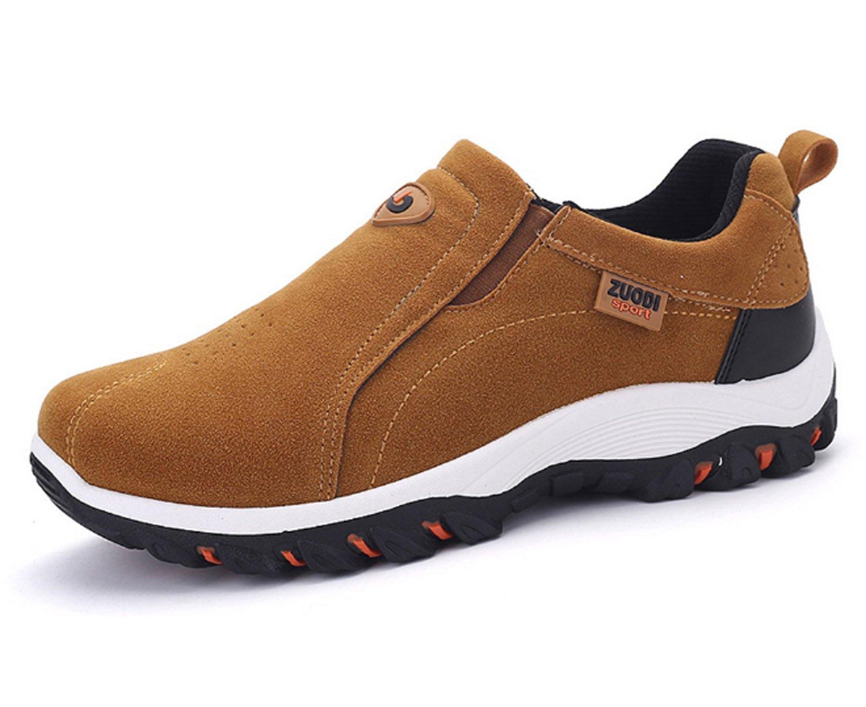 Huaishu Männer Outdoor-Klettern Schuhe Anti-Slip Wearable Leichte Atmungsaktivität Praxis Freizeit Sport Wandern Bergsteiger Schuhe
