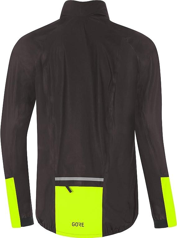 GORE WEAR C5 Chaqueta de ciclismo para mujer GORE-TEX SHAKEDRY 38 Negro