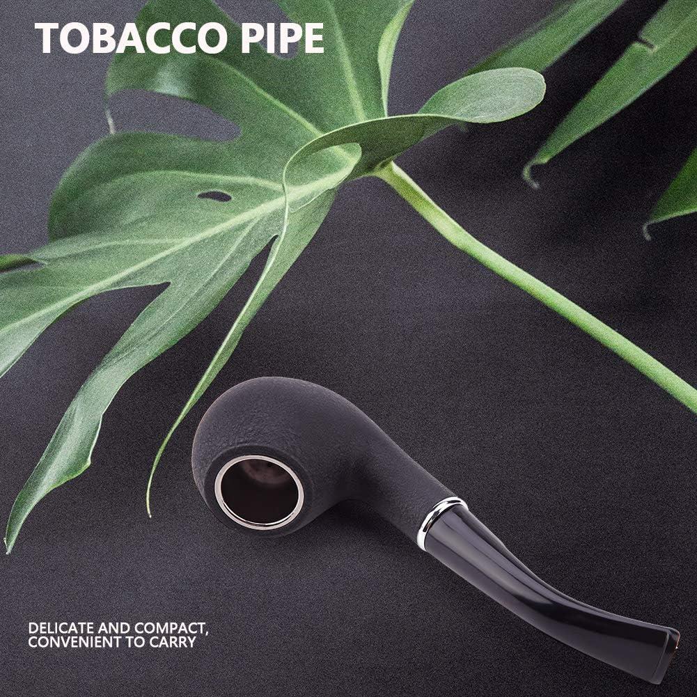 Blau Keine sch/ädlichen Gegenst/ände enthalten praktische abnehmbare Resin Tabakpfeife Premium-Qualit/ät Zigarrenpfeife leicht zu reinigen und zu tragen Sorand Resin Tabakpfeife