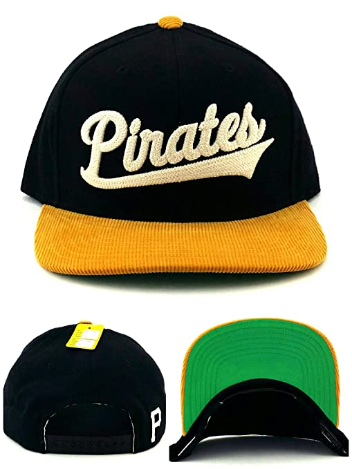 quality design 45f7f ea4f2 ... purchase american needle pittsburgh pirates new vintage black gold  tailsweeper snapback era hat cap 1ab03 aad70