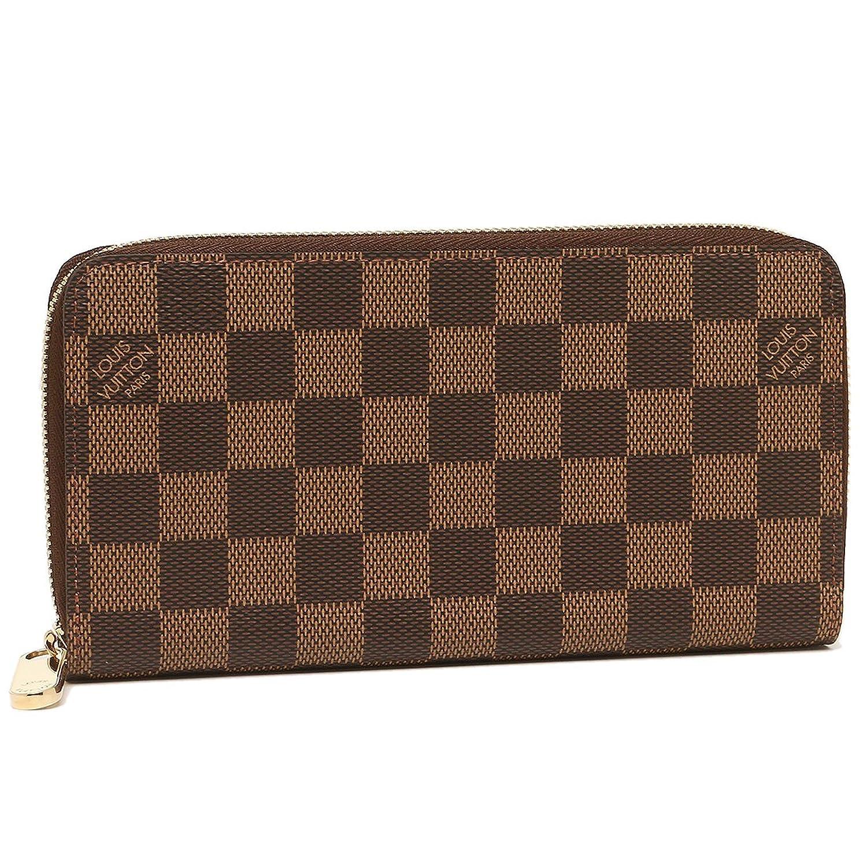 [ルイヴィトン] 長財布 レディース LOUIS VUITTON N41661 ブラウン [並行輸入品] B075TYY9BL