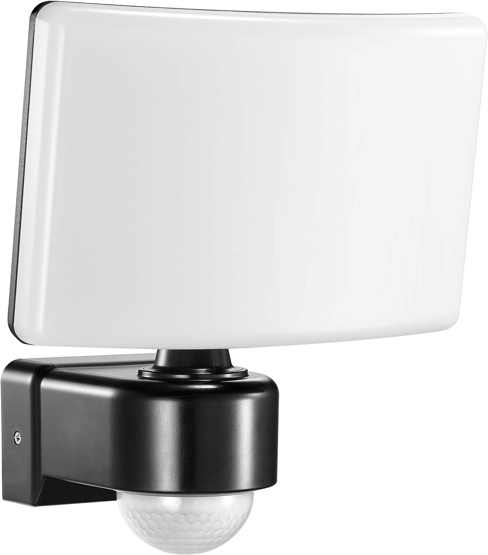 Blanco ORNO Foco Led Con Sensor de Movimiento 30W IP65 a prueba de agua 2200lm