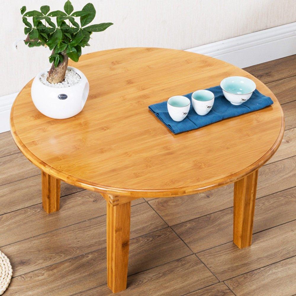FEIFEI ポータブル折り畳みテーブル、ラウンドダイニングテーブルピクニックテーブル、ローテーブル ( サイズ さいず : 70*27cm ) B07CGLPFQH 70*27cm 70*27cm