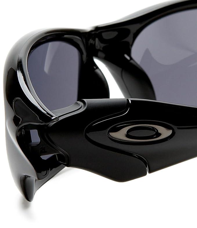f9872b17884 Oakley Men s Straight Jacket Wrap Sunglasses