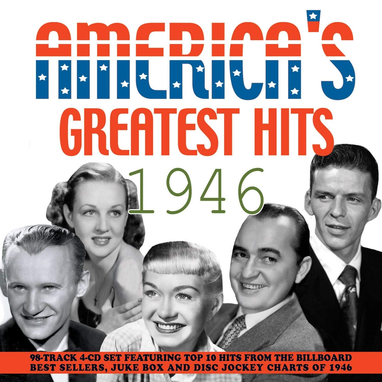 Direct sale of manufacturer America's Greatest Hits 1946 Super special price Artists Various