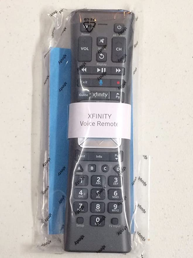Comcast/Xfinity XR11 Premium Voice Activated Cable TV Backlit Remote  Control - Compatible with HD DVR Including Motorola, X1 & X2 IR & RF Aim  Anywhere