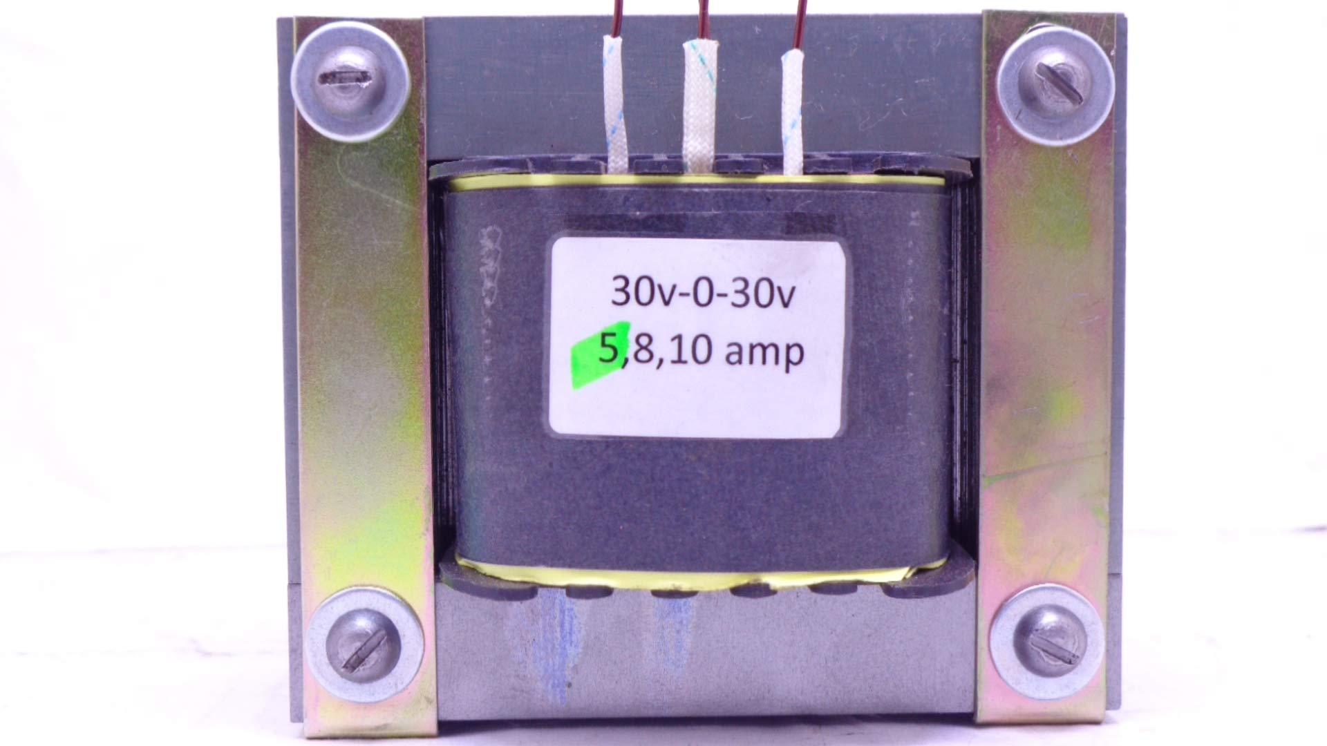30v-0-30v 5amp with 0-12v 1amp 100% Copper stepdown Transformer (B07WR1KDFW) Amazon Price History, Amazon Price Tracker