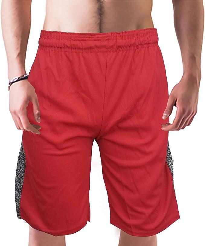 Amazon.com: 6Th Man - Pantalones cortos de baloncesto con ...