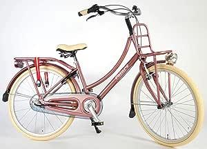 Volare Bicicleta Niña Excellent 24 Pulgadas Freno Delantero al ...