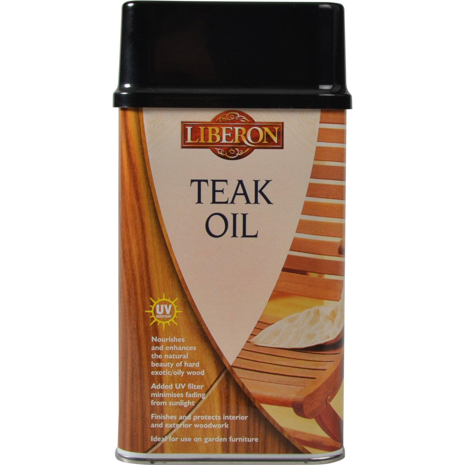 Teak Oil 500ml Liberon