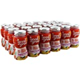 good2grow Fruit and Veggie Blend- 6oz Juice Refill Pack- 24ct, Tropical Fruit Medley