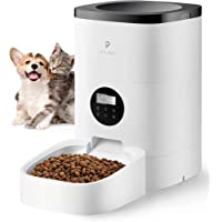 PETLIBRO Automatic Cat Feeder, Timed Cat Feeder with Desiccant Bag for Dry Food, Programmable Portion Control 1-4 Meals…