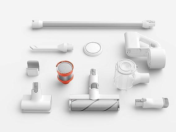 Xiaomi Mi Handheld Vacuum Cleaner - Aspirador escoba, duración ...