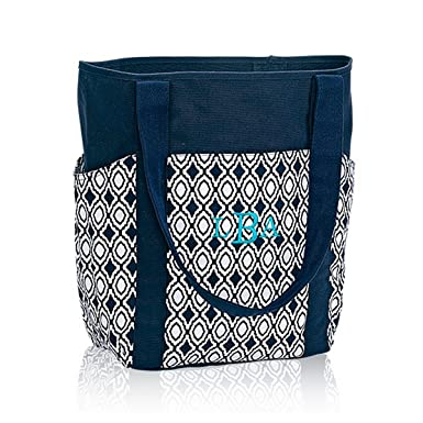 Amazon thirty one go to tote in navy perfect pendant no thirty one go to tote in navy perfect pendant no monogram 6208 mozeypictures Images