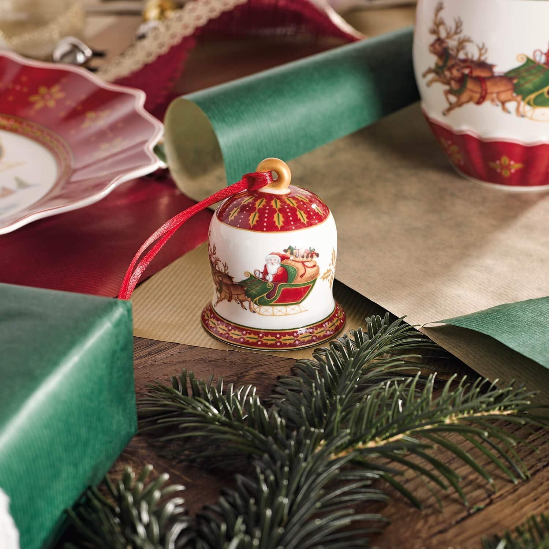 Villeroy /& Boch 14-8626-6859 Decorazione Natale Taglia Unica Bianco
