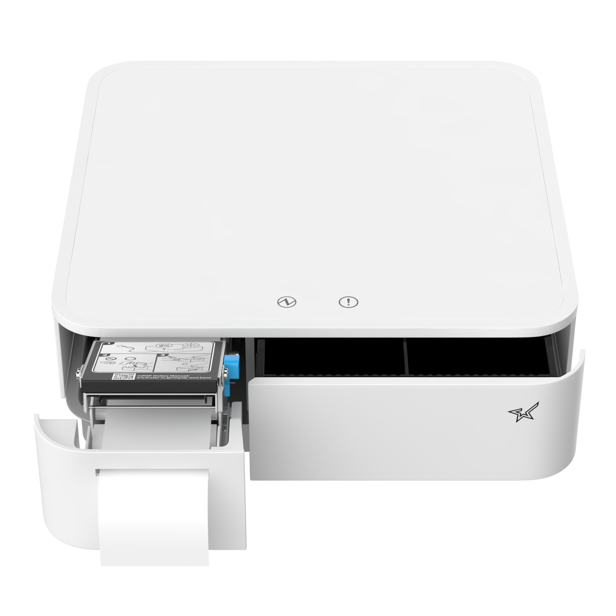 how to connect bluetooth printer to square