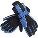 Terra Hiker Water-Resistant Microfiber Winter Ski Gloves 3M Thinsulate Insulation for Women