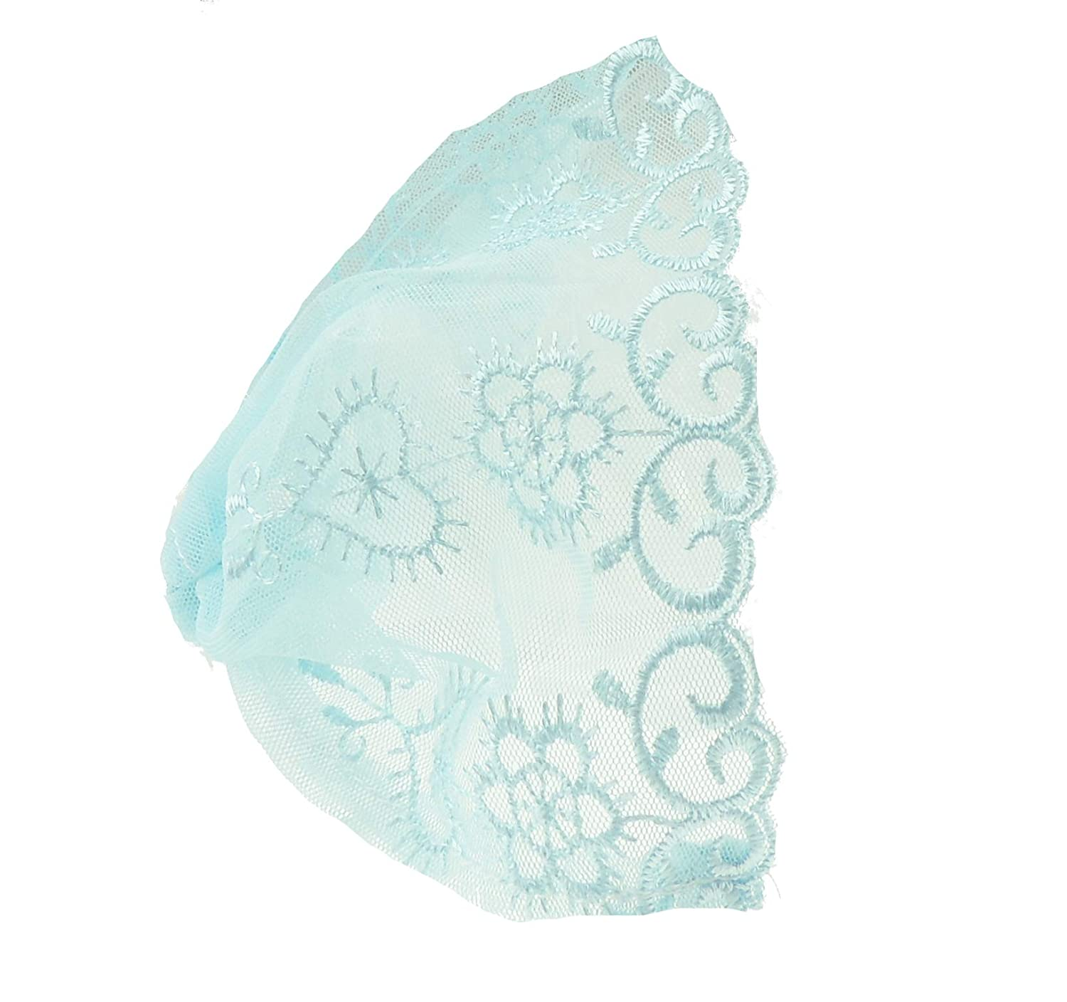 Glamour Girlz Baby Girls Boys Luxury Lace Embroidered Christening Summer Occasion Bonnet 0-3 Months Purple