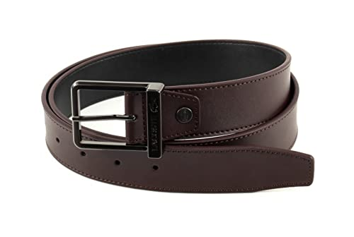 LACOSTE Welded Stitched Edges W110 Brown