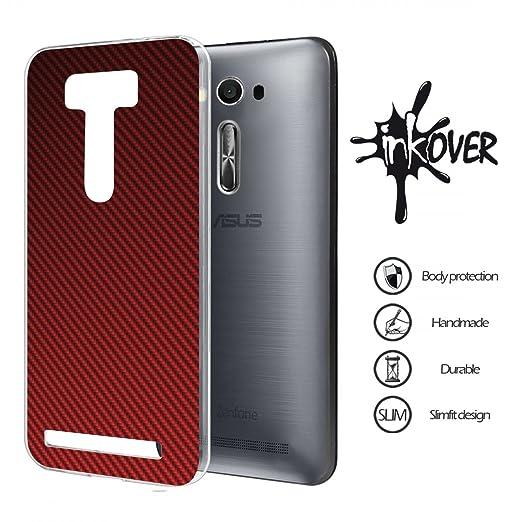 """3 opinioni per Asus Zenfone 3 5.5"""" ZE552KL- INKOVER- Custodia Cover Guscio Soft Case Bumper"""