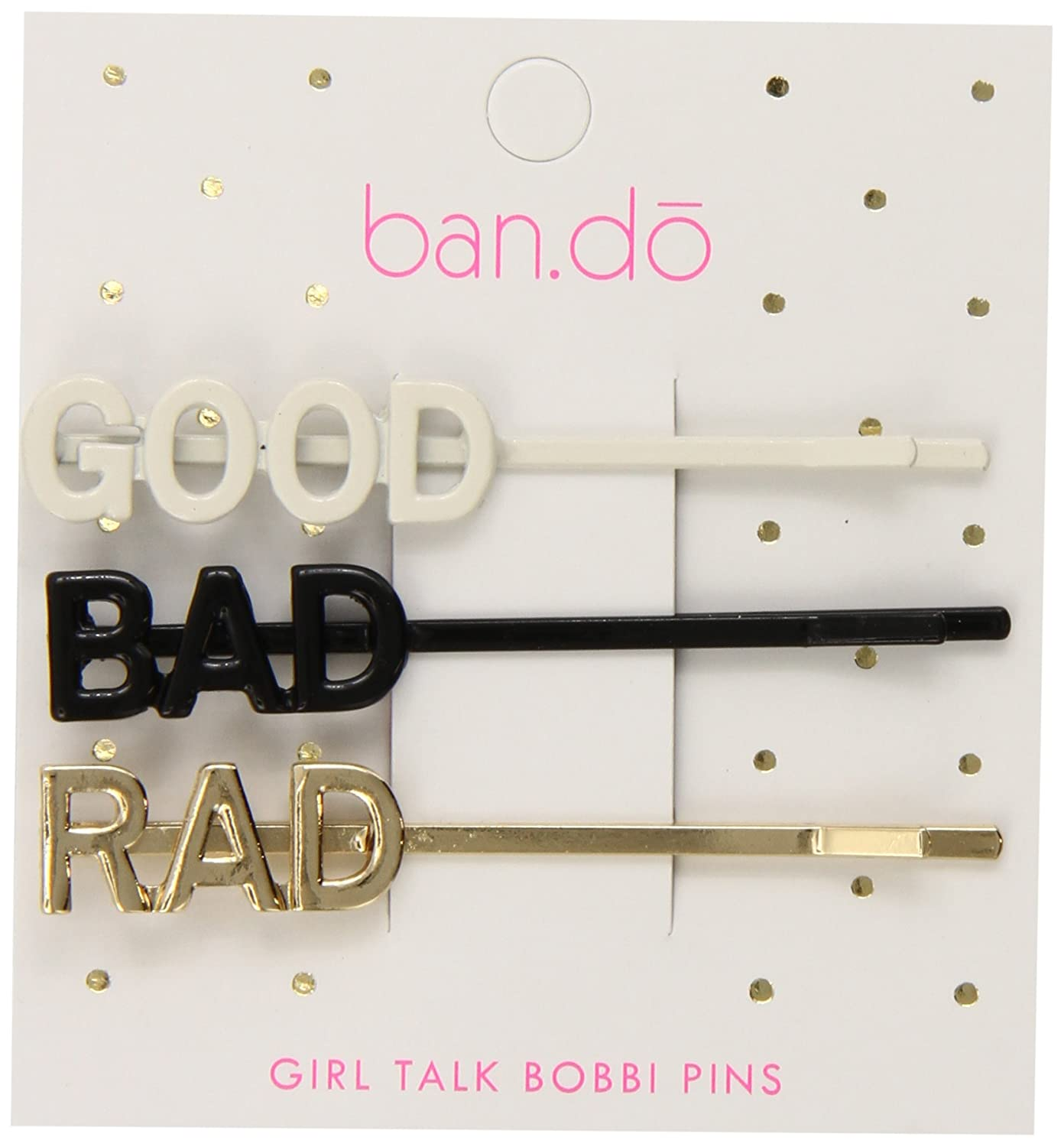Ban.Do Bobbi Set, Girl Talk Good Bad Rad