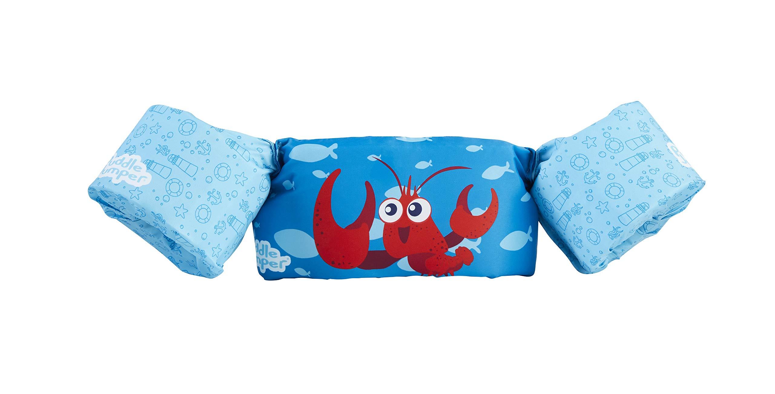 Stearns Puddle Jumper Kids Life Jacket | Life Vest for Children, Lobster, 30-50 Pounds