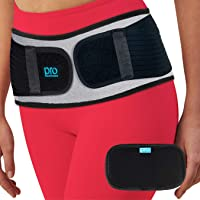 SI Belt Hip Brace for Women and Men That Treat Sciatica, Including Lower Back Support...