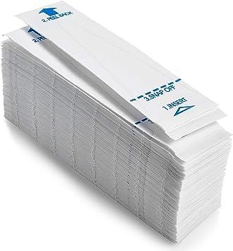 Tapas de sonda para termómetros - Lote de 200 | Caja de cubierta de sonda universal y desechable para termómetro digital: Amazon.es: Salud y cuidado personal
