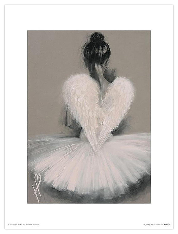 angel Wings Paper, Pyramid International Hazel Bowman Slim Poster