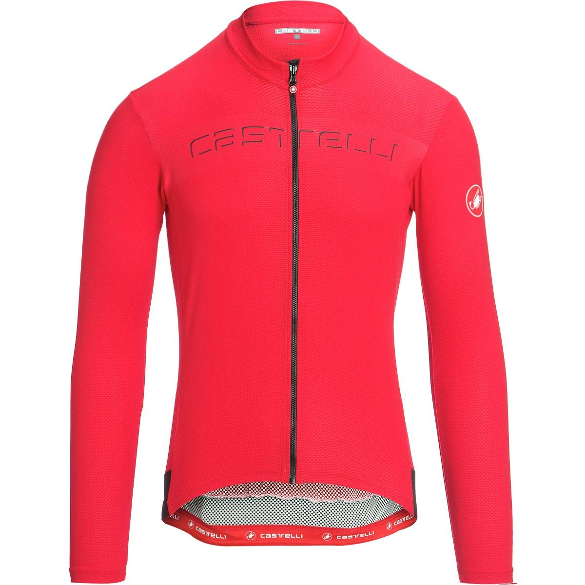 Amazon.com   Castelli Prologo V Limited Edition Long-Sleeve Jersey - Men s    Sports   Outdoors bbd86c717