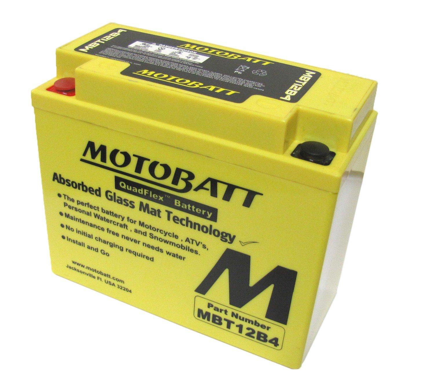 Aprilia RS 125 Motobatt Battery 1992-2010