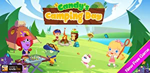 Candy's Camping Day from LiBii