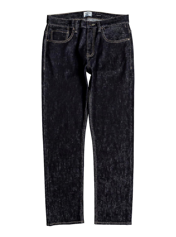 Quiksilver Mens Sequel Rinse Denim Jean Pants 3232