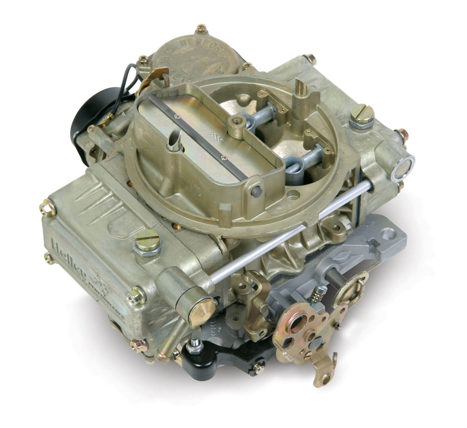 Best Rated In Automotive Replacement Carburetors Helpful Customer Buick 3 1 Engine Diagram Intake Holley 0 8007 Model 4160 390 Cfm Square Bore 4 Barrel Vacuum Secondary Electric